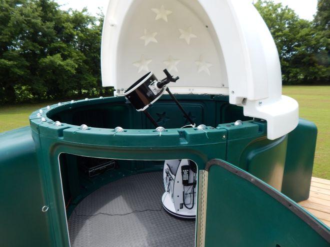 SkyShed POD Dome Observatory